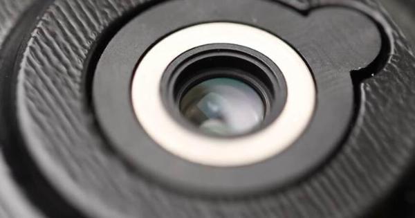 小米开发伸缩式大光圈镜头技术,进光量提升300%