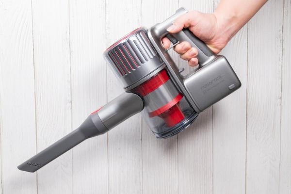 家居清洁好帮手——石头手持无线吸尘器H6