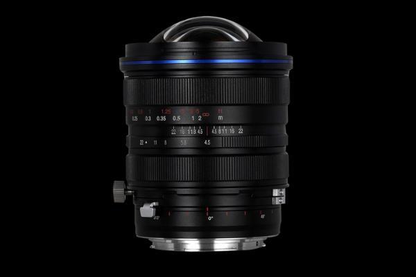 老蛙新一代移轴镜头FF S 15mm F4.5开售