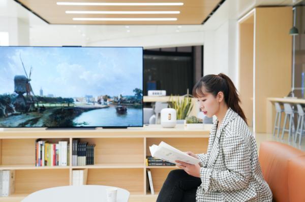 科技馆?咖啡厅?华为全球首家新模式客户服务中心即将三里屯开业
