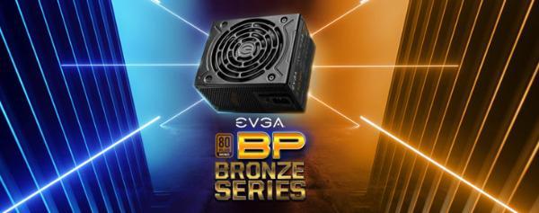 EVGA推出BP系列电源 ATX规格长度仅12cm