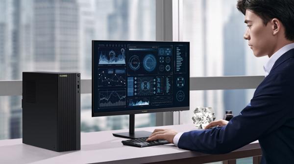 推动台式机向智慧化升级 HUAWEI MateStation B515开启全场景智慧办公新体验
