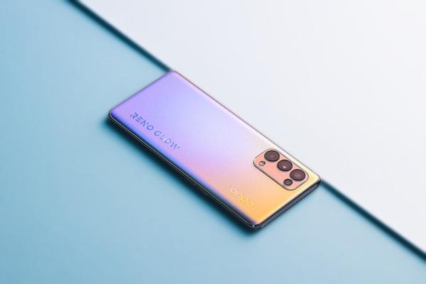5G手機也輕薄 Reno5 Pro僅173g