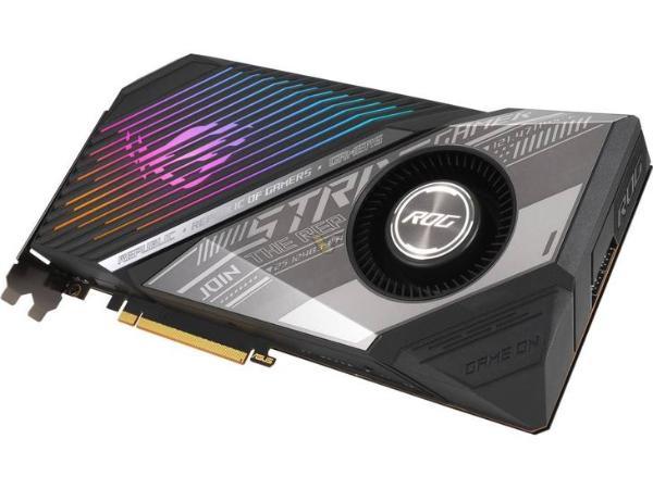 AMD水冷卡皇!华硕将推水冷版RX6900XT