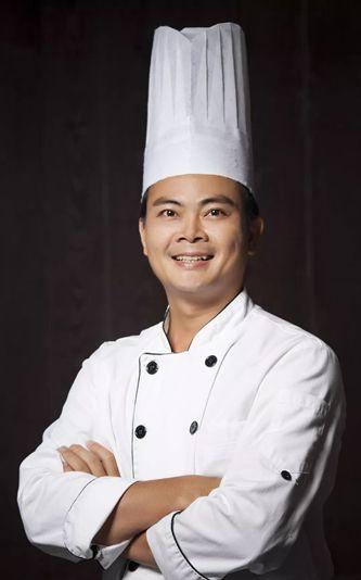陈泽帅出任惠州双月湾檀悦都喜天丽度假酒店行政总厨