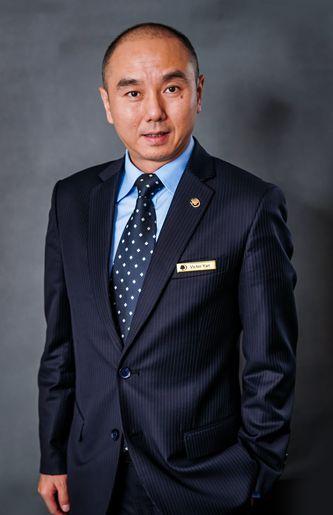 严晔军出任芜湖世茂希尔顿逸林酒店总经理