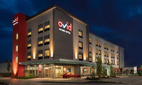 洲际酒店集团全球首家avid(TM)酒店在美开业