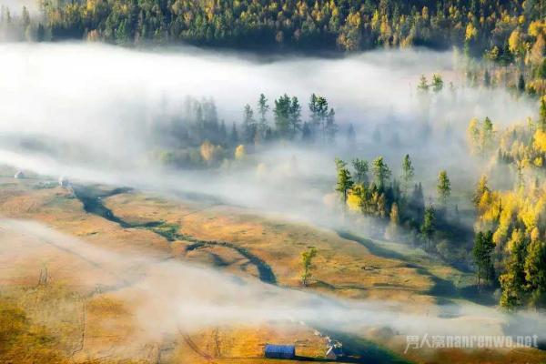 最美的新疆在秋季 自驾行去新疆吧