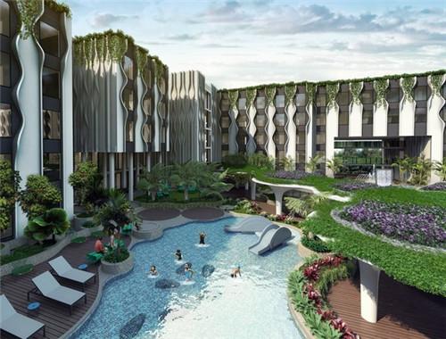圣淘沙远东酒店三家新度假酒店将于2019年开业