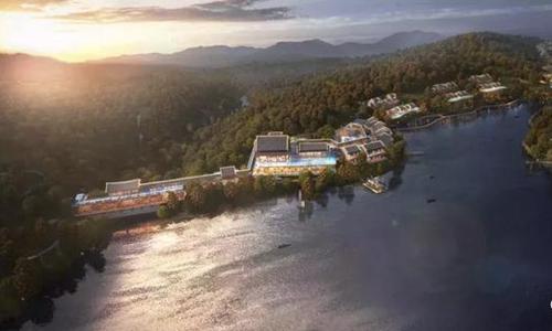 杭州余杭 M Collection 酒店将于2022年开幕