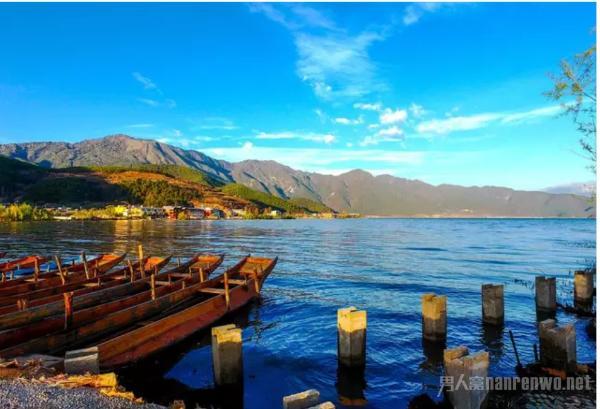 亲爱的客栈热播 最美湖泊泸沽湖你去过了吗?