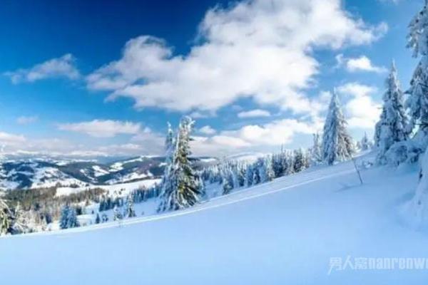 如何拍摄雪景?雪景摄影技巧推荐 拍出完美雪景照片