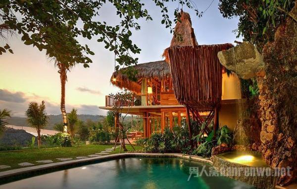 3个世界上最豪华的度假村 去过一个都是很幸福的