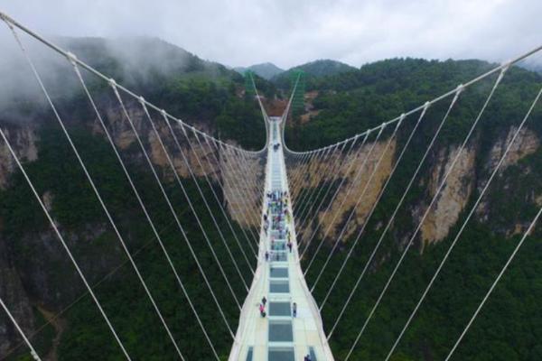 中国最美旅游景点 这3个地方去一个就很厉害