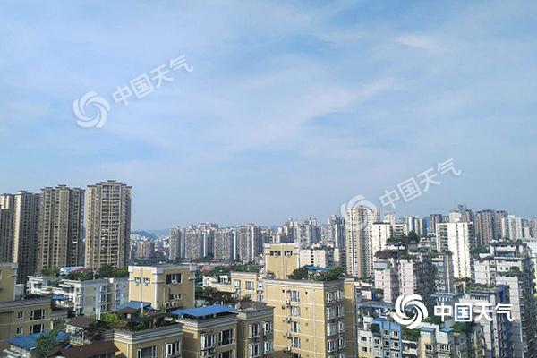 重庆将迎今年以来最强降雨过程 东北部局地大暴雨
