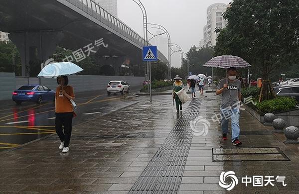 重庆高考期间将遭强降雨侵扰 东南部部分地区有大暴雨
