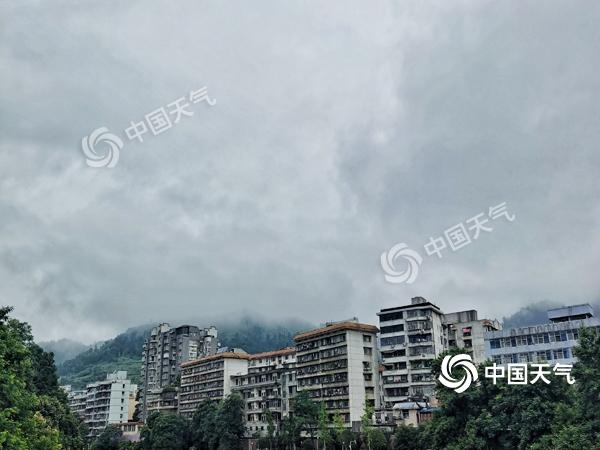 今明两天湖南迎雨水间歇期 湘东南将有持续高温天气