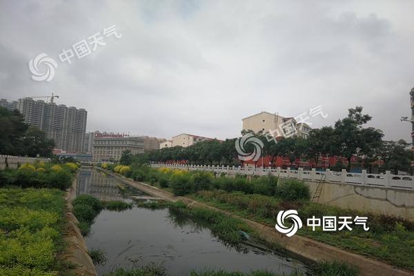 未来三天内蒙古东部雨势加强局地暴雨 西部地区29日或现高温