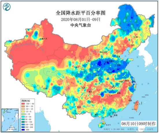 专家解读北方大范围强降雨 京津冀辽将现入汛以来最强降雨