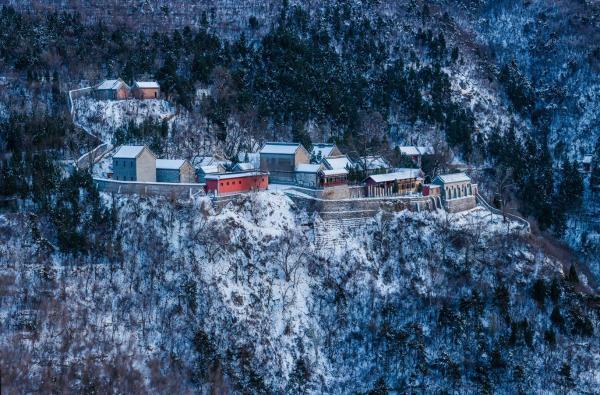 慈善寺: 京西古刹,百年香会