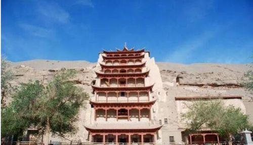 国庆甘肃周边游:莫高窟,嘉峪关关城,玉门关,雅丹地质公园