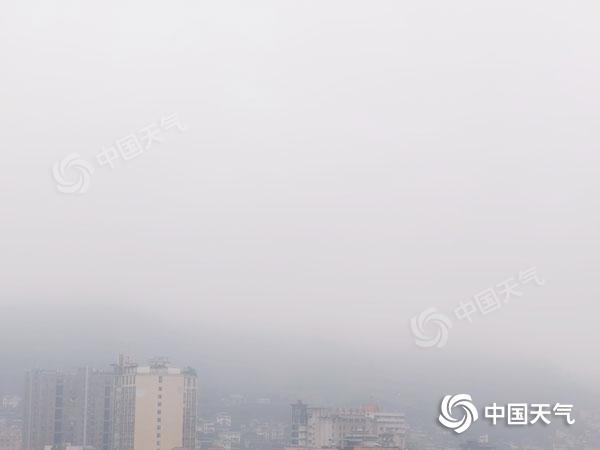 未来三天湖南多云 湘西部分地区早晨有雾