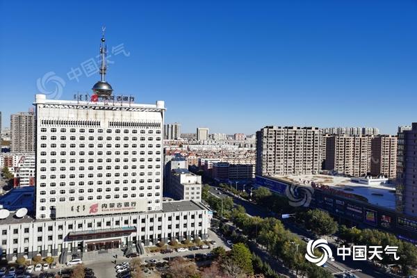 今明天内蒙古中西部将现雨雪 后天转晴气温下降4至6℃
