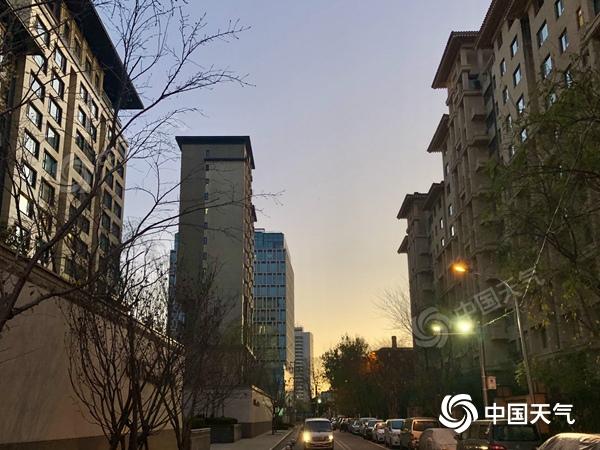 """晴冷!北京今日依然晴天唱""""主角"""" 气温低迷防寒保暖是关键"""