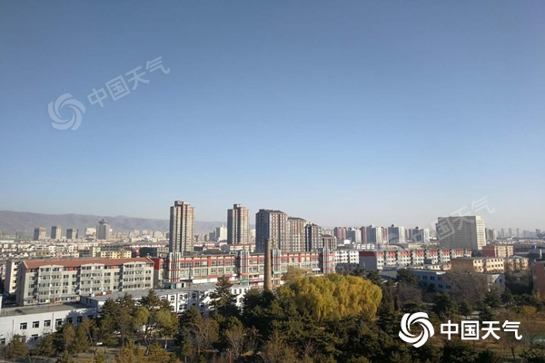 内蒙古今日以晴为主 明起冷空气携大风降温沙尘来袭