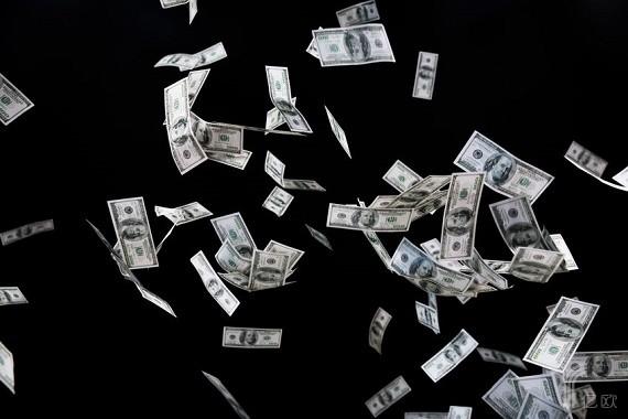 烧钱指南:先定一个小目标,花光10个亿