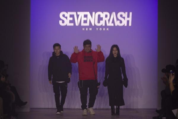 Seven Crash 2019FW纽约时装周 之...