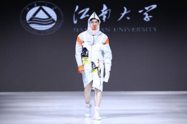江南大学新锐设计师毕业秀 以环保之名造势江南国际时装周