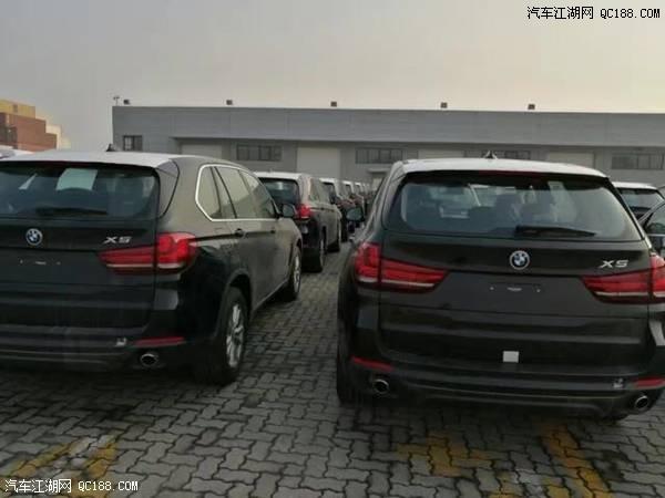 平行进口车2017款宝马x5m加版报价解读