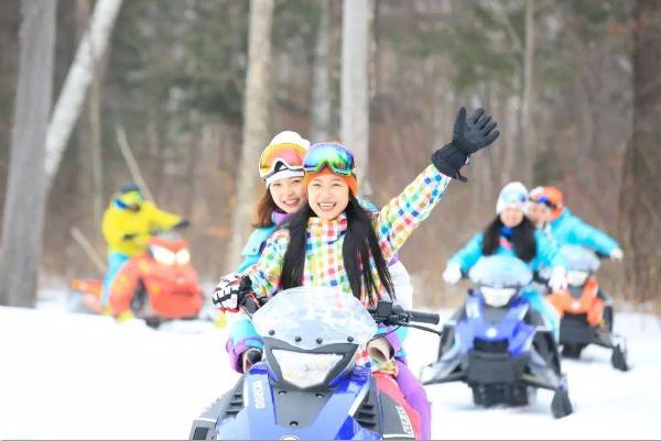 寒假玩转万达乐园,北方玩冰滑雪南方热带风情大盘点!