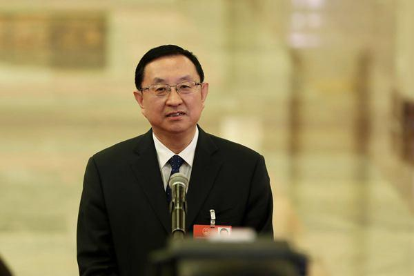 雒树刚被提名为文化和旅游部部长