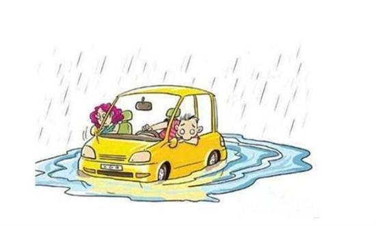 雨天行车要谨慎 这些注意事项需要了解一下