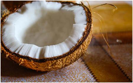 DELON身体乳,萃取纯天然冷榨椰子油