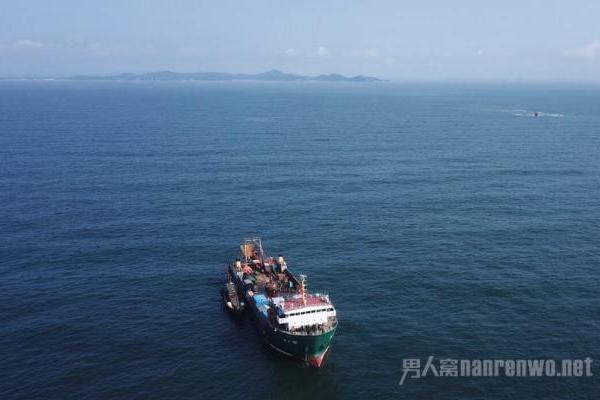 """甲午海战沉舰被发现 """"经远舰""""沉睡海底124年"""