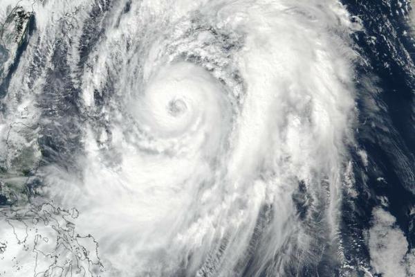 台风山竹过境广西 已有4市16县市受灾