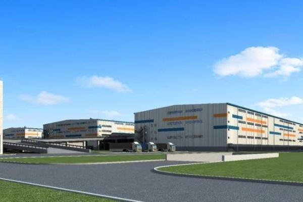 预计10月投用 通州口岸一期项目竣工