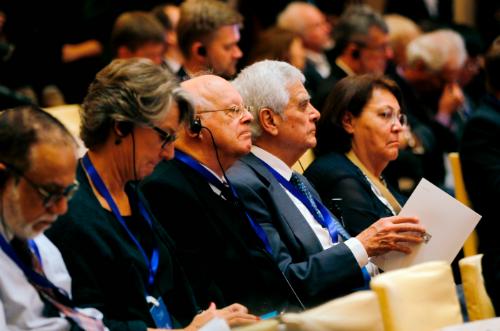 太湖世界文化论坛第五届年会开幕式在京举行
