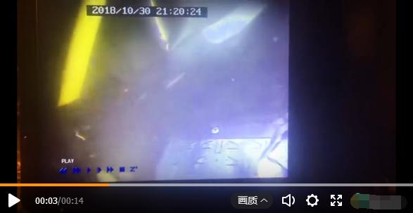 坠江公交黑匣子找到了 已发现9名遇难者