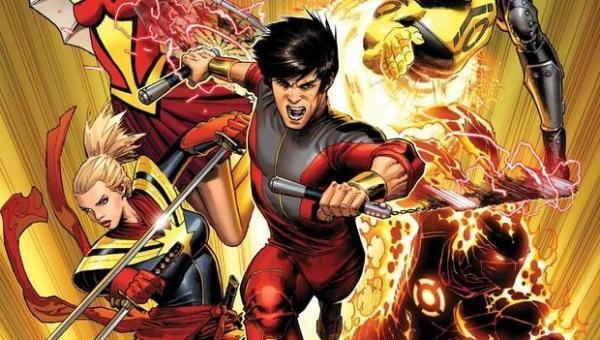 漫威欲开发首部华裔超级英雄电影《上气》