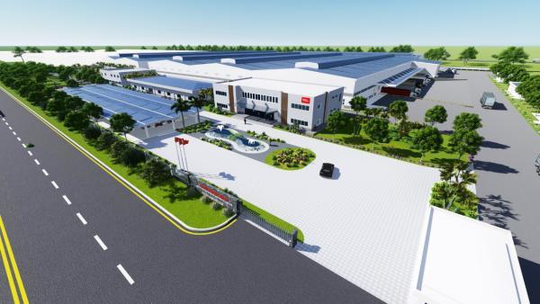 TCL全球化布局开年新突破 数字化制造基地越南动工