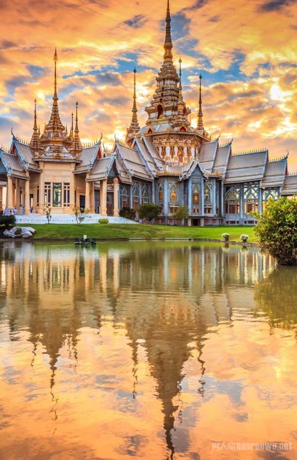 泰国的风景名胜区