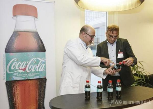 可口可乐再生瓶 5%的塑料来自海洋垃圾 网友却这样说