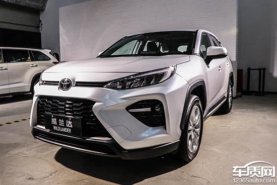 广汽丰田威兰达上市 售价17.18-24.18万元