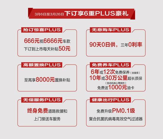 7.29万起 长安逸动PLUS正式开启预售
