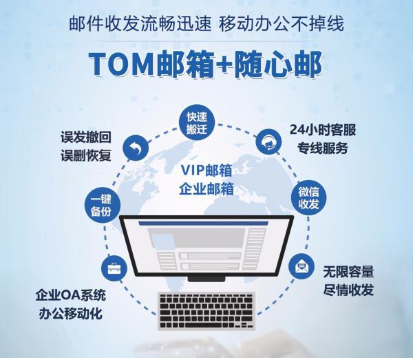 外贸公司在阿里、腾讯、网易、TOM企业邮箱中应该如何挑选注册?