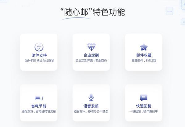 最好用的企业邮箱是哪个? 公司邮箱有哪些功能?